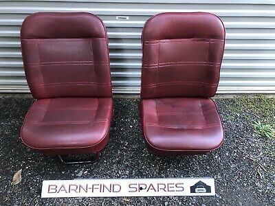 AU595 • Buy Torana HB Front Seats Suit 4 Door Not LC LJ TA GTR XU1