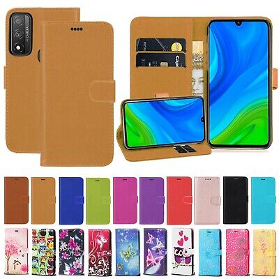 Smart Case For Huawei P Smart 2020 PU Leather Wallet Flip Magnetic Stand Cover • 3.99£