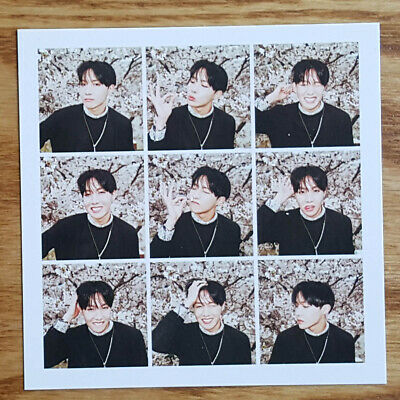 AU21.99 • Buy J Hope Official Photocard BTS 3rd Mini Album HWWH In The Mood For Love Pt.1