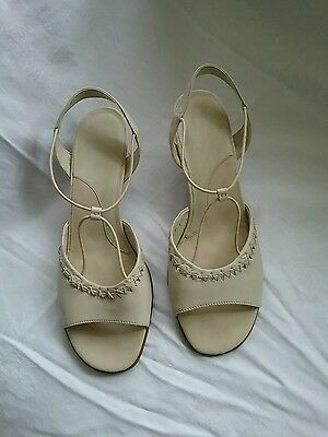 K By Clarks Uk 7 Ladies Wedding Shoes • 8.95£