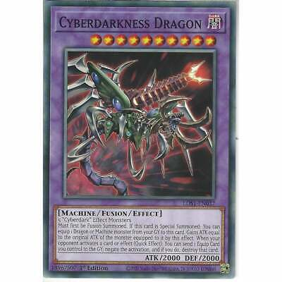 £1 • Buy LDS1-EN037 Cyberdarkness Dragon 1st Edition Common YuGiOh Trading Card Game TCG
