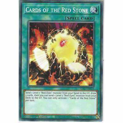 £0.99 • Buy LDS1-EN018 Cards Of The Red Stone | 1st Edition Common YuGiOh Trading Card Game