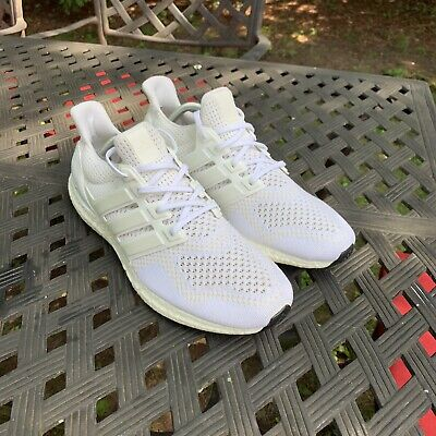 $200 • Buy OG 2015 Adidas Ultra Boost 1.0 Triple White Size 10.5 S77416