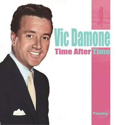 £4.95 • Buy Vic Damone (CD) Time After Time