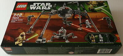 Lego Star Wars™ 75016 Homing Spider Droid Nip ( Incl. Clone Trooper) New • 129.76£