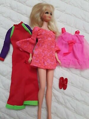 $ CDN35 • Buy Vintage Barbie PJ Doll & Clothing Lot