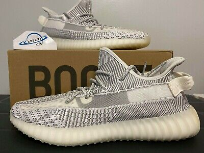$430 • Buy ADIDAS YEEZY BOOST 350 V2  STATIC  Non-Reflective EF2905 Size 13 NEW
