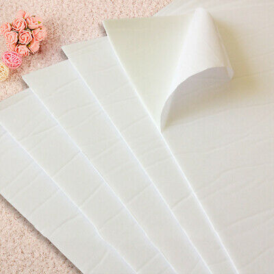 £4.41 • Buy 10 A4 Double Sided Foam Adhesive Sponge Tape Sheets DIY Adhesives Craft Material