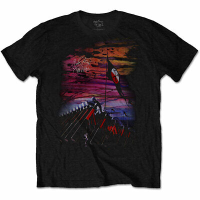 £13.99 • Buy Pink Floyd The Wall Hammer Army Roger Waters Official Tee T-Shirt Mens Unisex