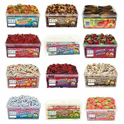 Sweetzone Halal Giant Sweet Tub Available In Different Flavours 960g, 1pk Or 2pk • 8.99£