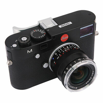 Camera Metal Thumbs Up Grip Hand Grip Designed For Leica M M-D MD Typ262 Silver • 33.48£