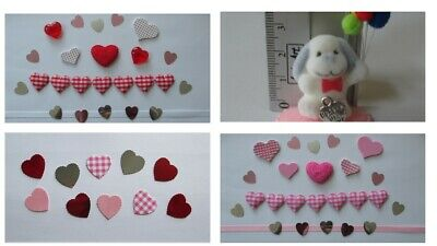 NEW LOW PRICES 1/12th Scale Dolls House Decorative Valentine's Items(Mixed Lots) • 1.99£