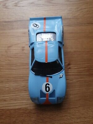 Matchbox Scalextric Ford Gt40 • 35£