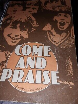 Come And Praise Book With Words And Music • 4.99£