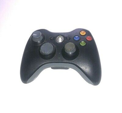 AU47.99 • Buy Xbox 360 Genuine Black & Grey Wireless Controller - Fast & Free Postage