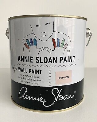 Annie Sloan Pink Wall Paint Antoinette 2.5 Litres New • 41.95£