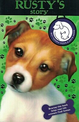 Children's 'battersea Dogs & Cats Home' Reading Story Book: Rusty's Story • 2.99£