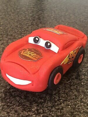 Cars Lightning Mcqueen Cake Topper Edible Decoration Personalised Birthday Cakes • 10.95£