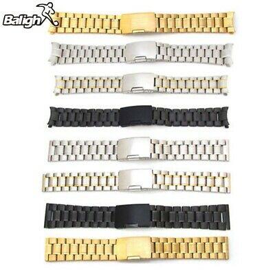 $ CDN16.35 • Buy Stainless Steel Watch Band Bracelet For Seiko Skx007 Skx009 Turtle Padi Prospex