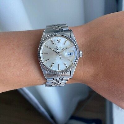 $ CDN6500 • Buy Vintage Datejust Oyster Perpetual Officially Certified 16030 - With All Document