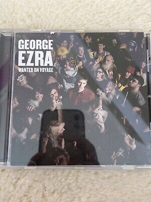 $1.23 • Buy Wanted On Voyage By George Ezra (CD, Jun-2014, Columbia (USA))