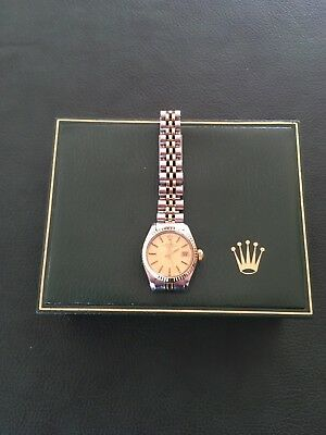 $ CDN2842.02 • Buy Luxury Rolex Women's Watch, Steel & Gold, Perfect Condition, +box, Automatic.