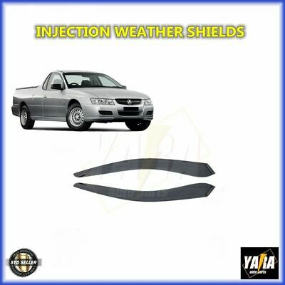 AU59 • Buy INJ Weathershields Window Visors For Holden Commodore VT VX VU WH WK WL VY VZ