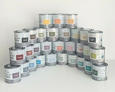 Annie Sloan Chalk Paint 120ml Many Colours Perfect For Smaller Jobs, Ombre Multi • 12.99£
