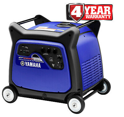 AU7174 • Buy Yamaha Generator Inverter Petrol Yamaha 6.3Kva Electric Start - Ef6300Ise