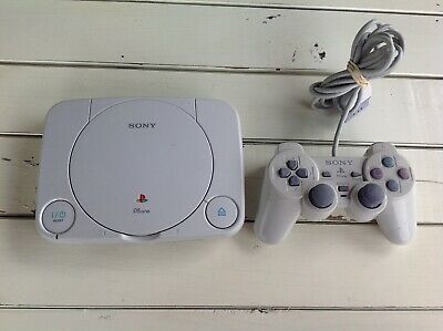 $49.95 • Buy Sony PlayStation One PS1 Mini Classic Console Game System + Controller *WoW*