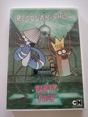 £7.19 • Buy Regular Show: Party Pack (DVD, 2013) Widescreen Used
