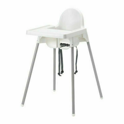 IKEA ANTILOP Baby Children High Chair With Options Tray, Cushion & Cushion Cover • 26.99£