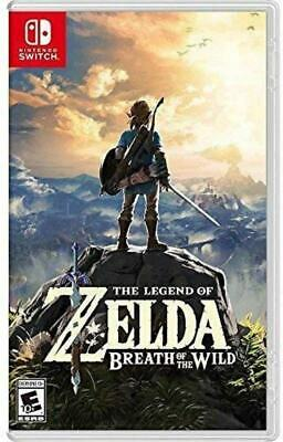 $54.50 • Buy The Legend Of Zelda: Breath Of The Wild - Nintendo Switch, Sealed Package