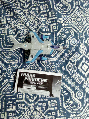 Transformers Hunt For The Decepticons Jetblade COMPLETE • 4.10£