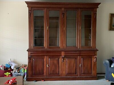 AU650 • Buy Antique Victorian Mahogany Book Case
