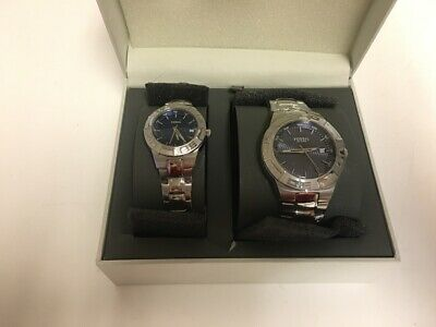 FOSSIL His And Hers Wristwatch PR5331 PR5334 (RO1037729) • 61.42£