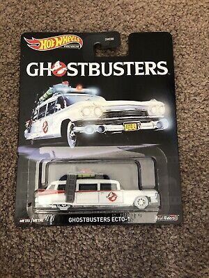 Hot Wheels Ghostbusters Premium Ecto-1 Brand New Sealed • 19.99£