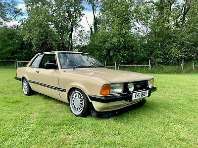 1982 Ford Cortina Mk5 2dr 1.6 Petrol Stunning Example! First To See Will Buy! • 8,995£