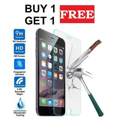 £1.65 • Buy For Apple IPhone 8 Plus Tempered Glass Screen Protector – 100% Genuine