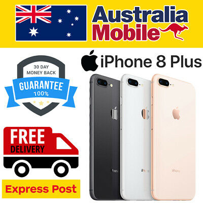 AU529 • Buy APPLE IPhone 8 Plus 256GB UNLOCKED Express Shipping **LIMITED STOCK**