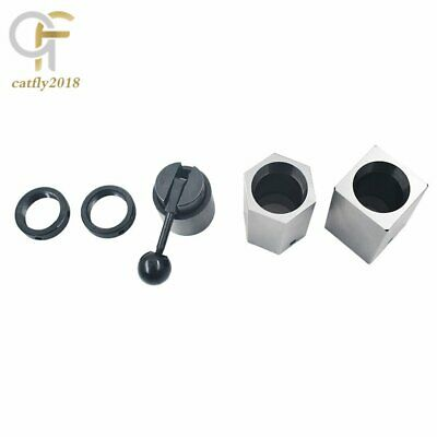 $ CDN60.13 • Buy HIGH QUALITY NEW 5c Collet Block Set- Square, Hex, Rings & Collet Closer