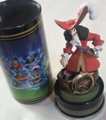 $39.99 • Buy Disney Villains Limited Edition Captain Hook Fossil Watch