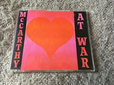 McCarthy  At War  DONG 48 CD Stereolab Tim Gane Laetitia Sadier RARE  • 9.99£