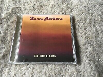 High Llamas, Santa Barbara,  Album STEREOLAB  Promo Cd • 9.99£