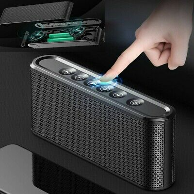 AU23.11 • Buy Wireless Bluetooth Speaker HIFI Portable Outdoor Rechargeable Stereo USB/TF/AUX