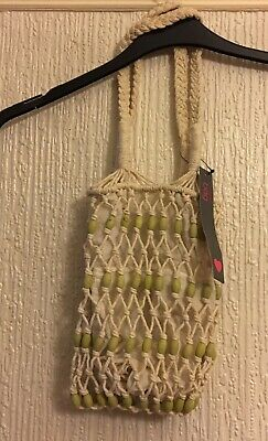 Spirit String Shopping Bag New With Tag • 8£