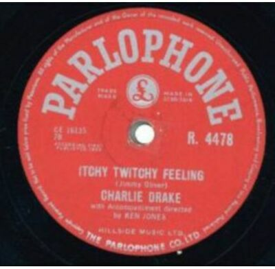£21.43 • Buy Charlie Drake - Itchy Twitchy Feeling / Volare
