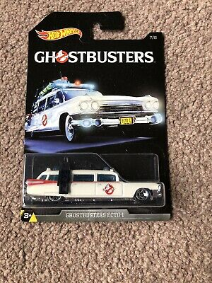 Hot Wheels Ghostbusters Ecto-1 Brand New Sealed • 1.20£