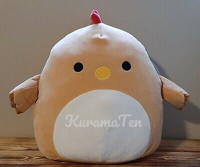 $ CDN54.90 • Buy Kellytoy Squishmallows Todd The Chicken Roaster Pet Plush 12  NEW