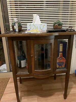 AU100 • Buy Antique Display Cabinet